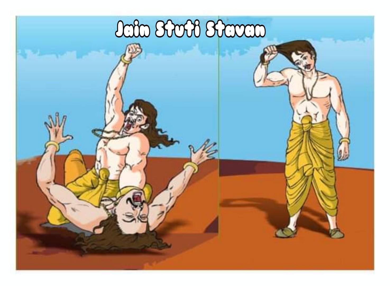 SHREE AADINATH CHARITRA (BHAG) - 19 | JAIN STUTI STAVAN