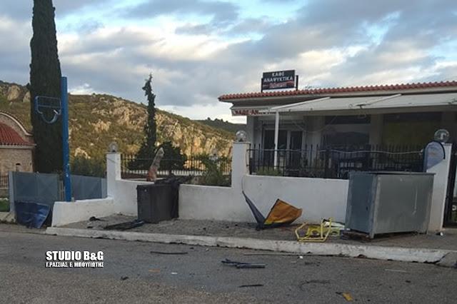 Άκαρπες οι έρευνες της αστυνομίας για τον εντοπισμο των δραστών της ανατίναξης του ΑΤΜ στην Ν. Επίδαυρο