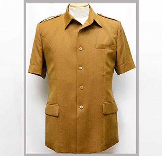 Contoh Model Baju Keki Terbaru Guru Tegal