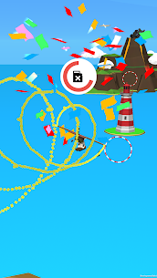 تحميل لعبة Crash Landing 3D مهكرة للاندرويد