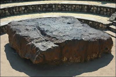 meteorit terbesar di dunia