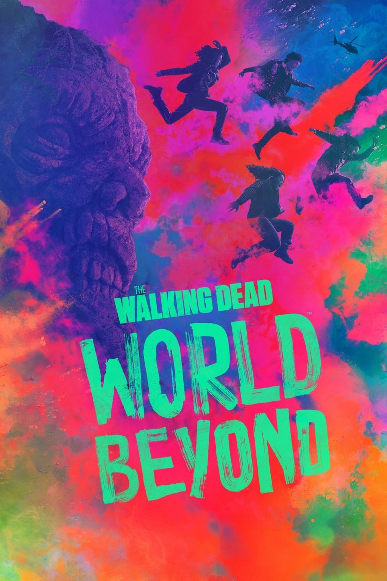 The Walking Dead: World Beyond (2020) Temporada 1 AMZN WEB-DL 1080p Latino