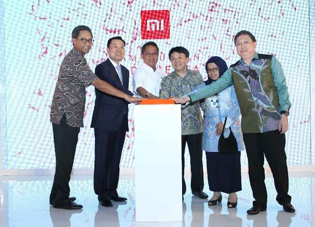 Xiaomi Redmi 4A Resmi Dibuat di Indonesia