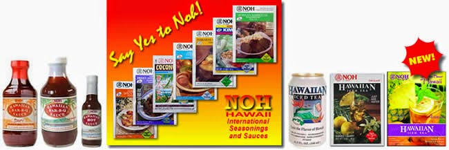 "NOH FOODS - SAY ""YES"" TO NOH"