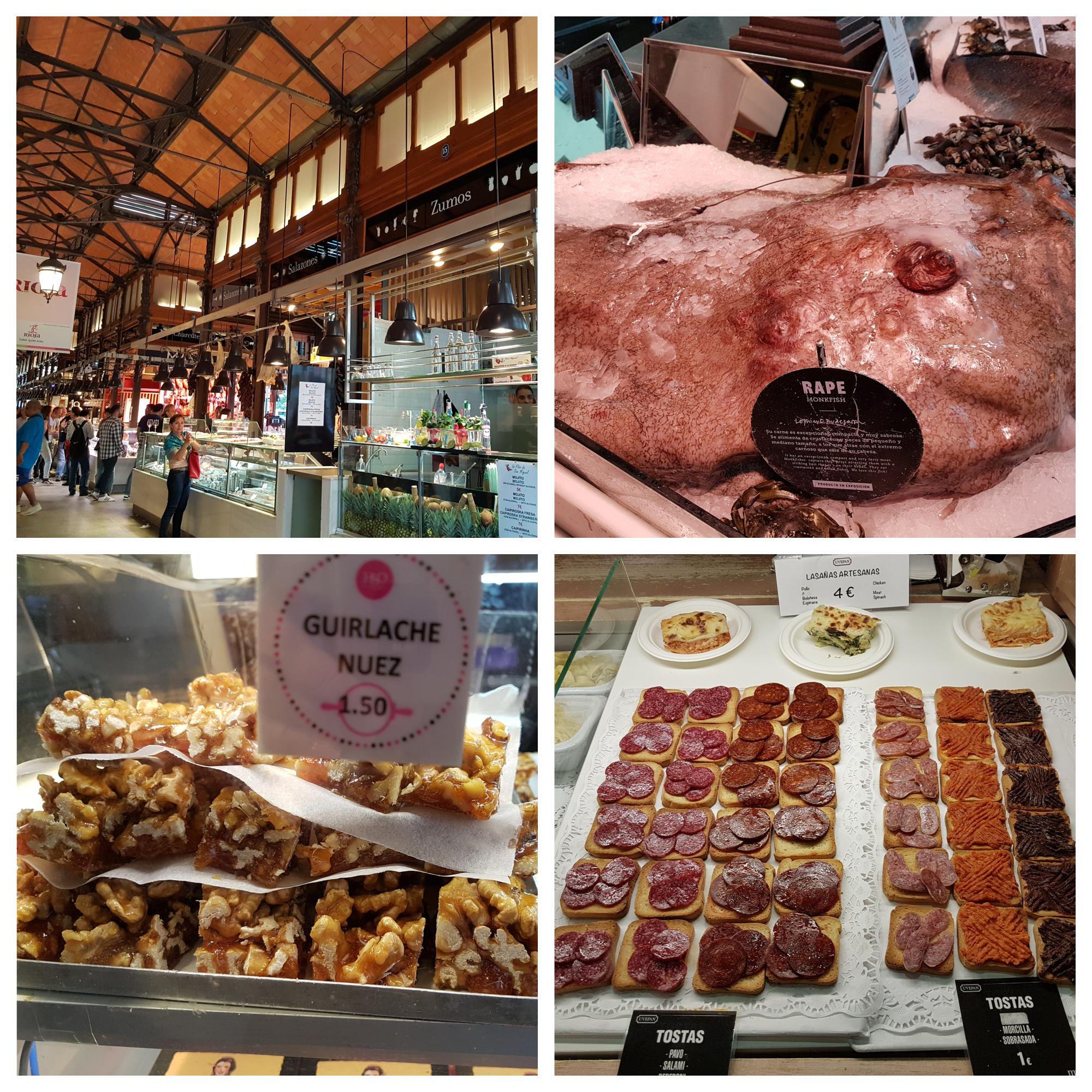 Mercado San Miguel, Madri. Lindos Mercados no Mundo.