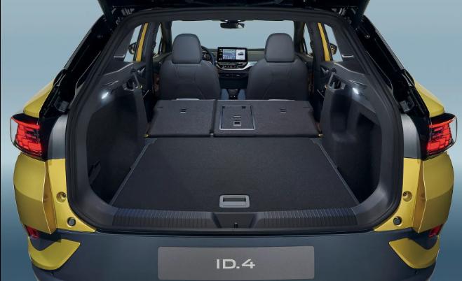 سيارة فولكس فاجن ID.4 Volkswagen 2021 ID.4