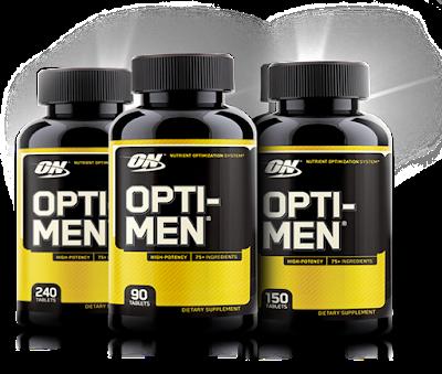 معلومات كاملة عن اوبتي مين OPTI-MEN (فيتامينات ومعادن)