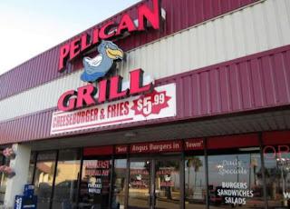 Pelican Grill Restaurant Impossible