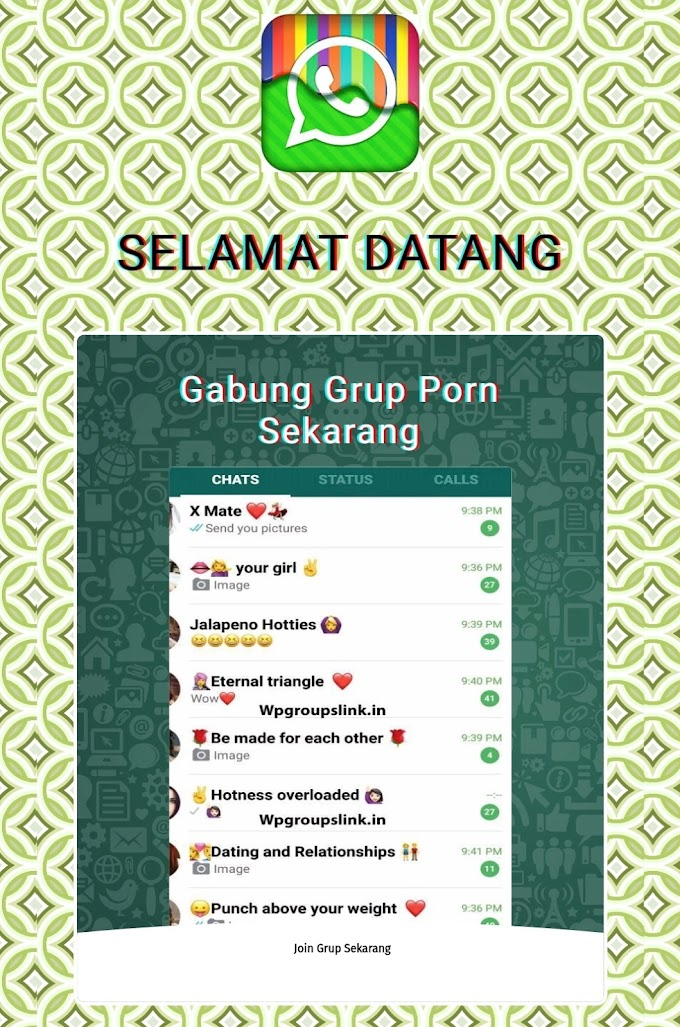 Script Phising Join Group WA 18+