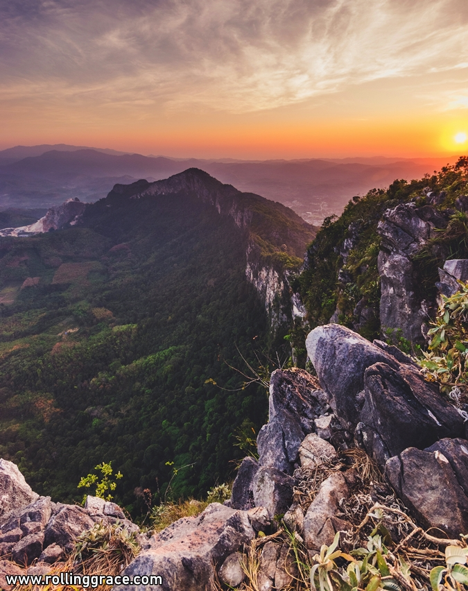 hiking wang gunung perlis