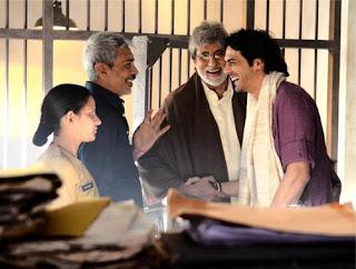 Satyagraha (2013)  Official Trailer