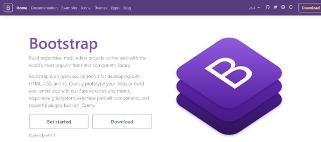 Pengertian dan Cara Penggunaan Bootstrap Untuk Membuat Website !
