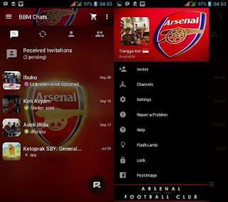BBM Tema Arsenal