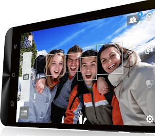 Asus Zenfone Selfie : Smartphone Bagi Penggila Selfie