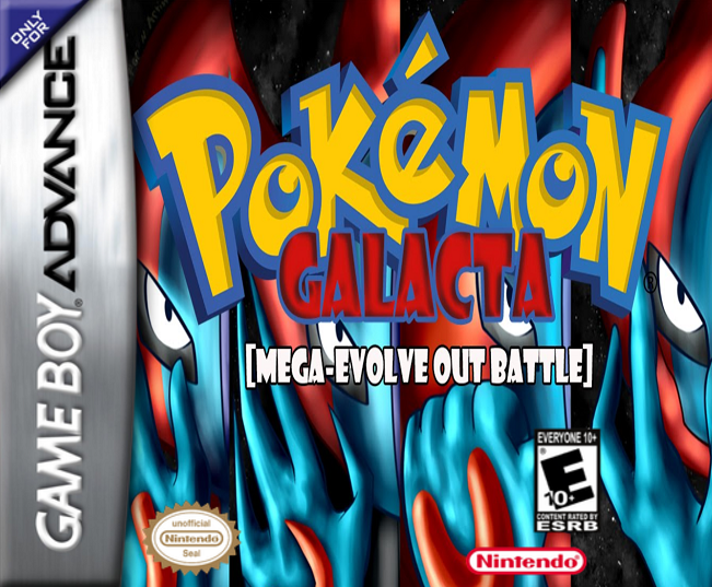 Pokémon Galacta ROM GBA