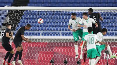 ملخص واهداف مباراة السعودية والمانيا (2-3) اولمبياد طوكيو