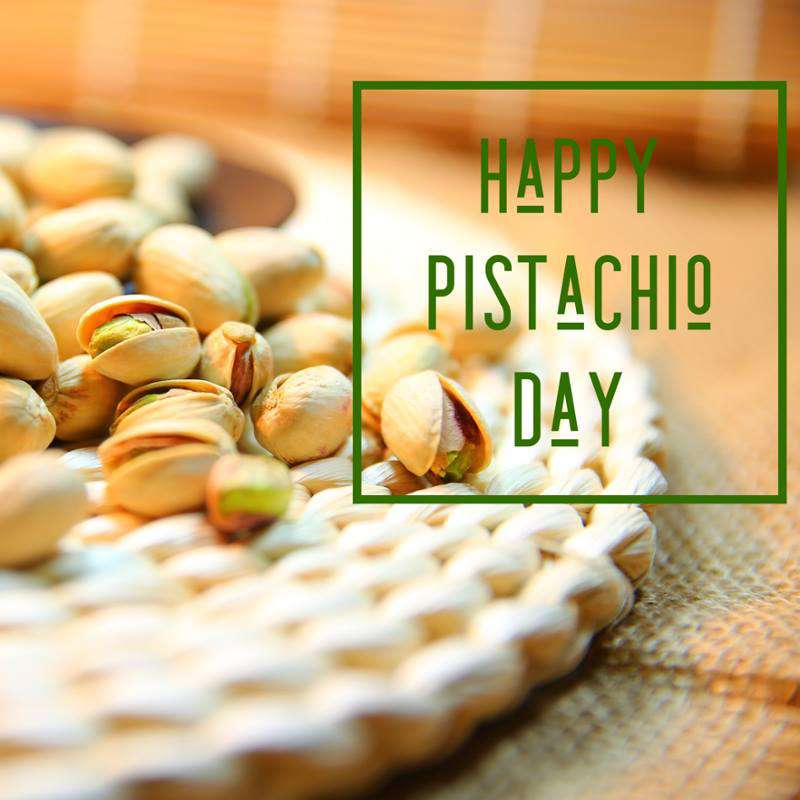 National Pistachio Day Wishes Awesome Picture