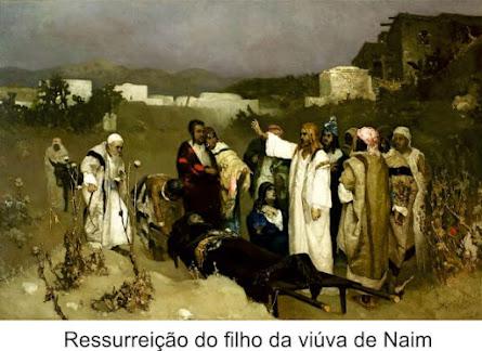 Ressurreição do filho da viúva de Naim