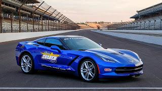 2014 Corvette Indy 500 Pace Car