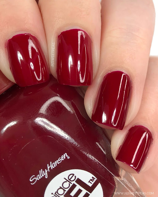 Sally Hansen Can't Beet Royalty