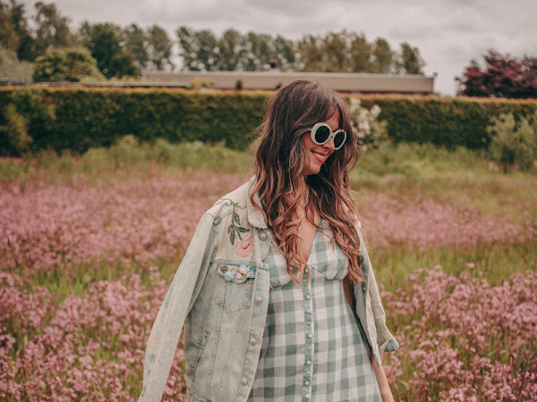 Introspection, flower fields and summer dresses
