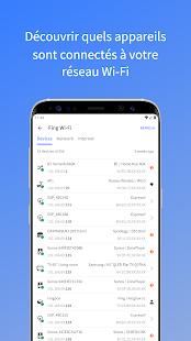 تطبيق لكشف الدخلاء على شبكة Wi-Fi Fing - أدوات الشبكة