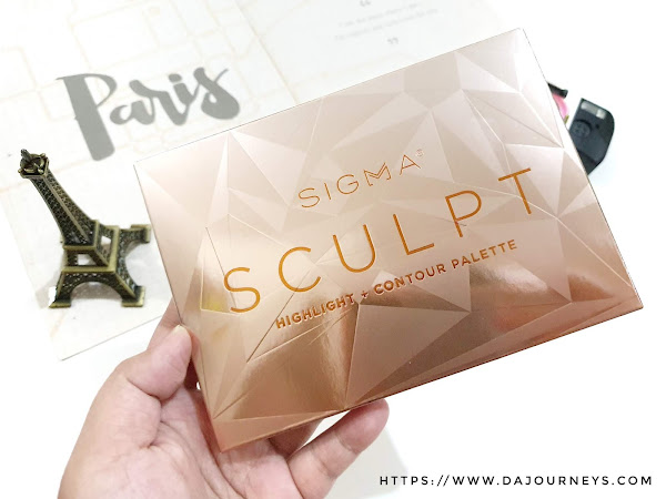 [Review] Sigma Beauty Sculpt Highlight and Contour Palette
