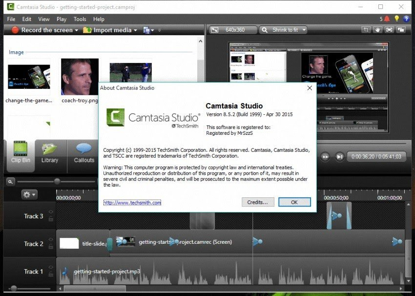 how to download camtasia studio 8