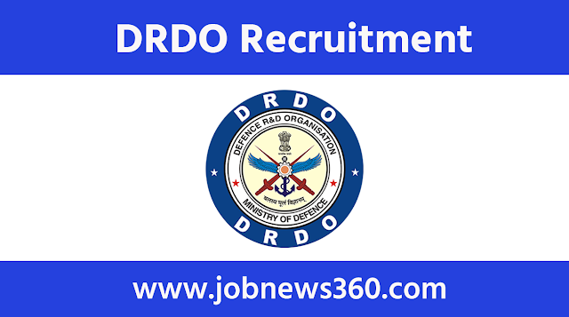DRDO-DRDE Recruitment 2020 for Junior Research Fellow & Research Associate