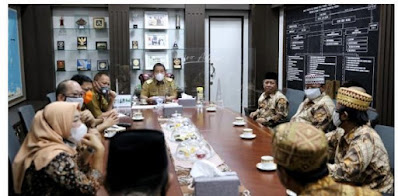 Gubernur Arinal Ajak FKUB Bangun Provinsi Lampung
