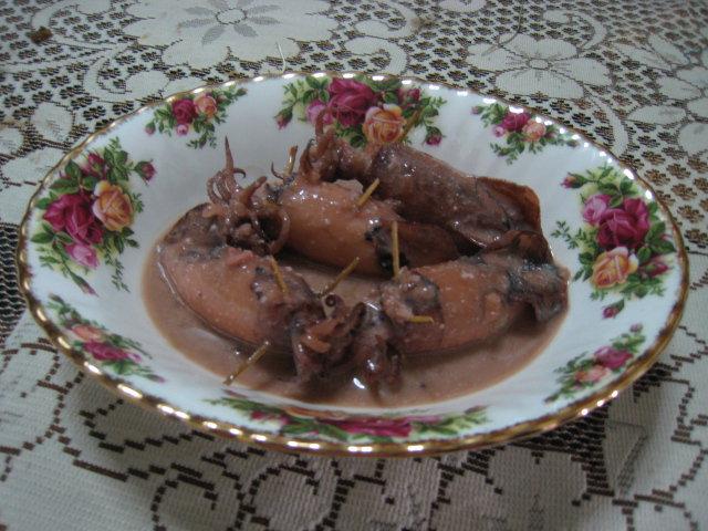 Ketupat Sotong Kelantan