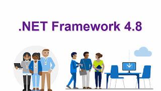 Download DotNet Framework 4.8 Offline installer