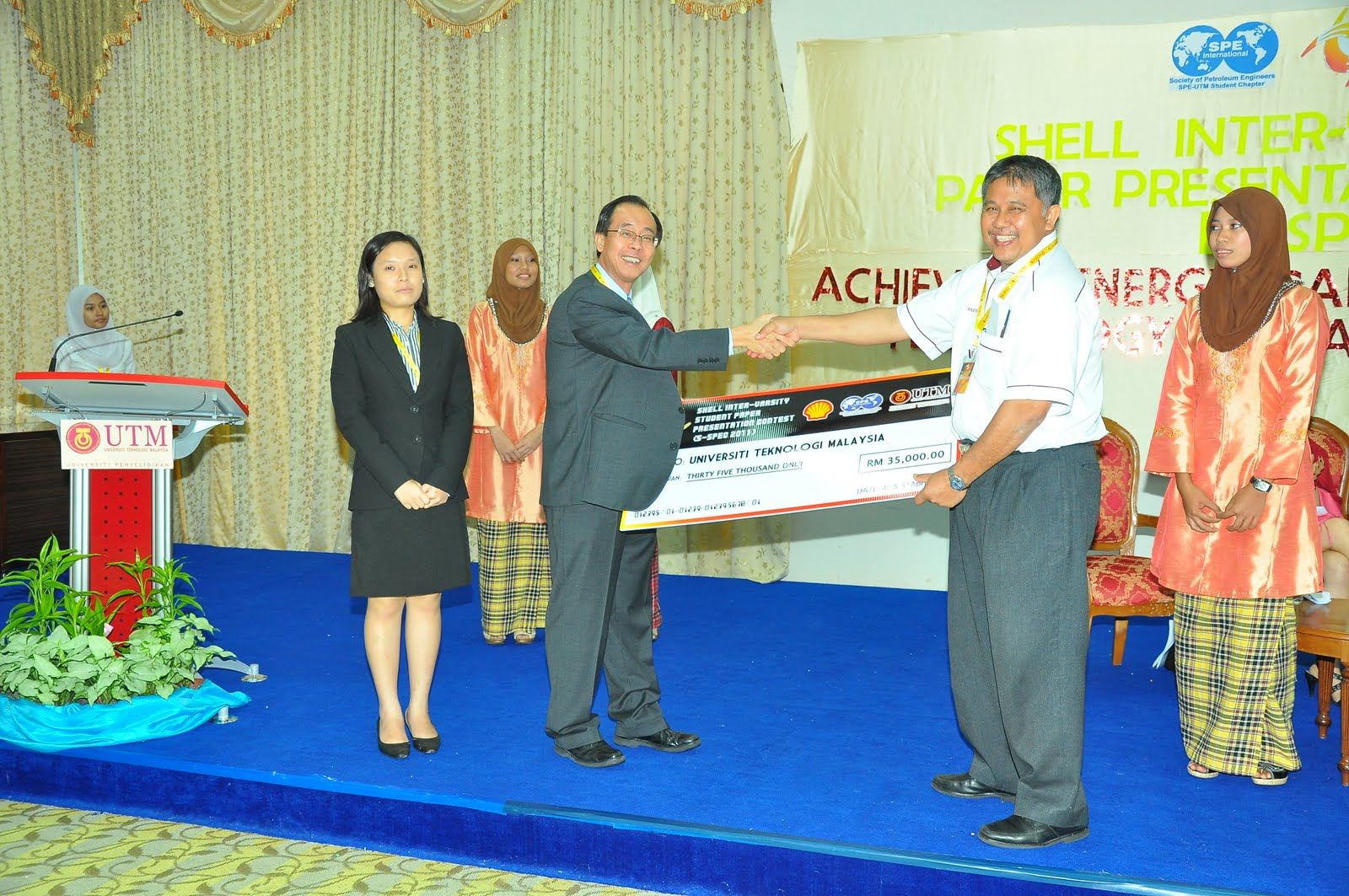 Oil and Gas Technology Expo & Conference 2011: SPE-UTM