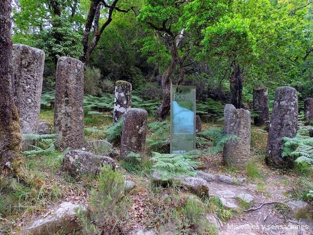 Calzada romana Vía Nova y sus Miliarios, Sierra do Gerés