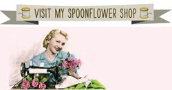 Visit My Spoonflower Shop