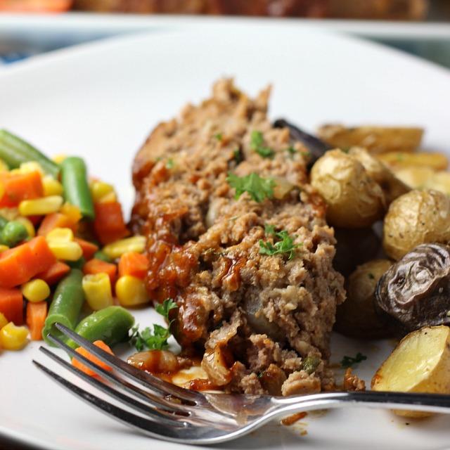 Best BBQ Meatloaf