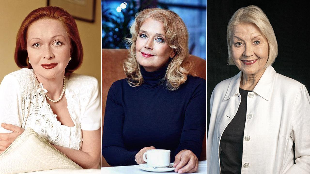 Как выглядели советские актрисы в молодости