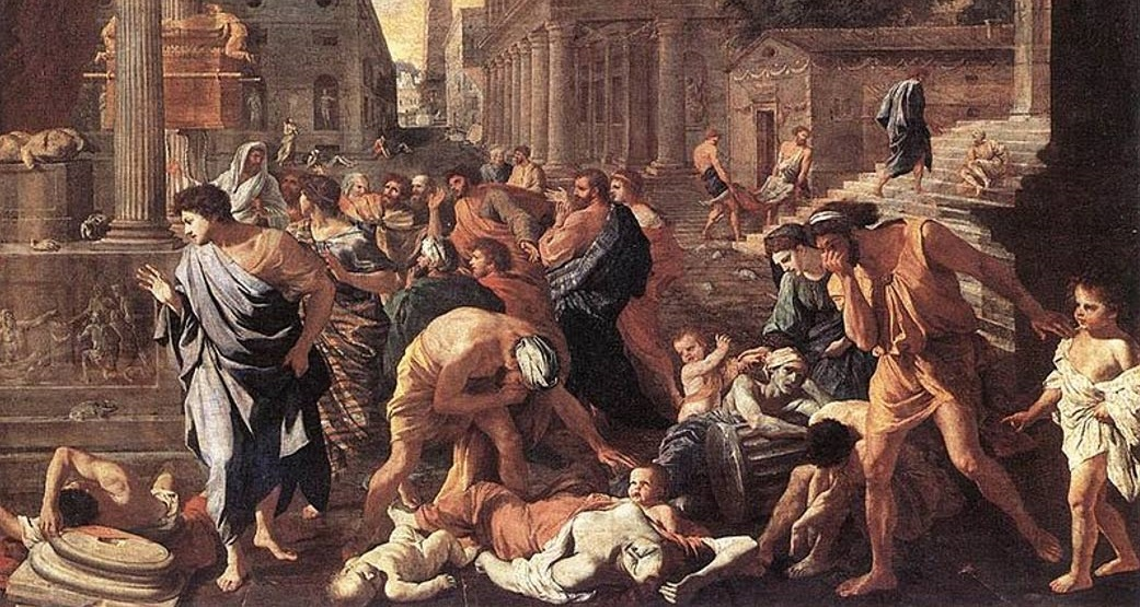 Greece: Did ebola strike Athens in 430 BC?
