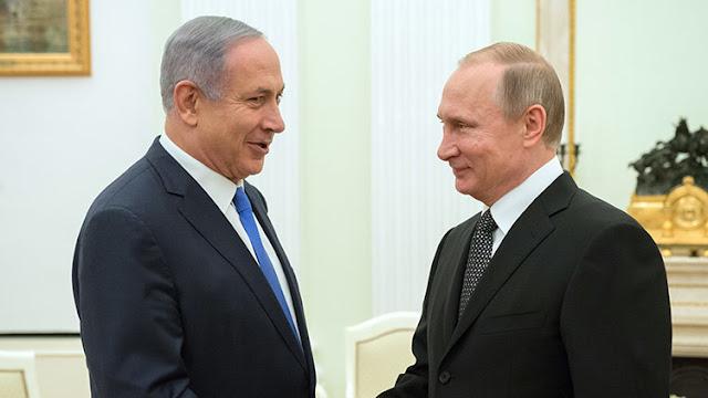 """Netanyahu: """"Nadie quiere un choque accidental entre Israel y Rusia"""""""