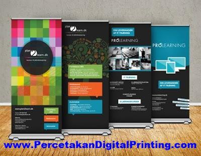 Contoh Contoh Desain BANNER Dari Percetakan Digital Printing Terdekat