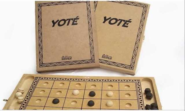 Yoté | Popular Game of West Africa
