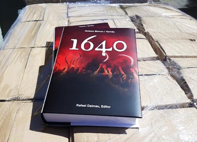 1640 Guerra dels Segadors nou llibre