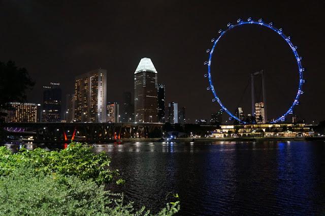 Roda Gigante Singapore Flyer