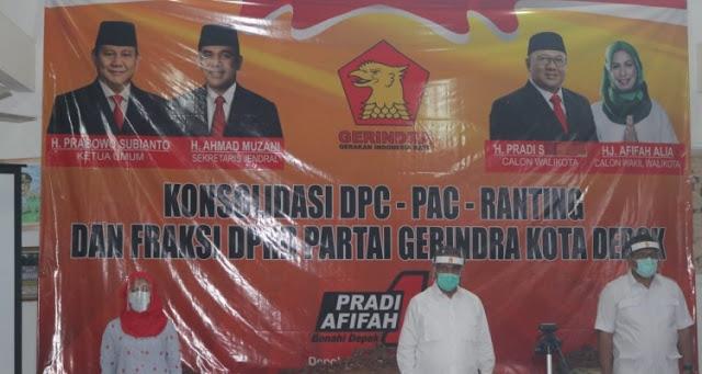 PKS Kuasai Depok 15 Tahun, Gerindra: Tidak Beres Mengurus