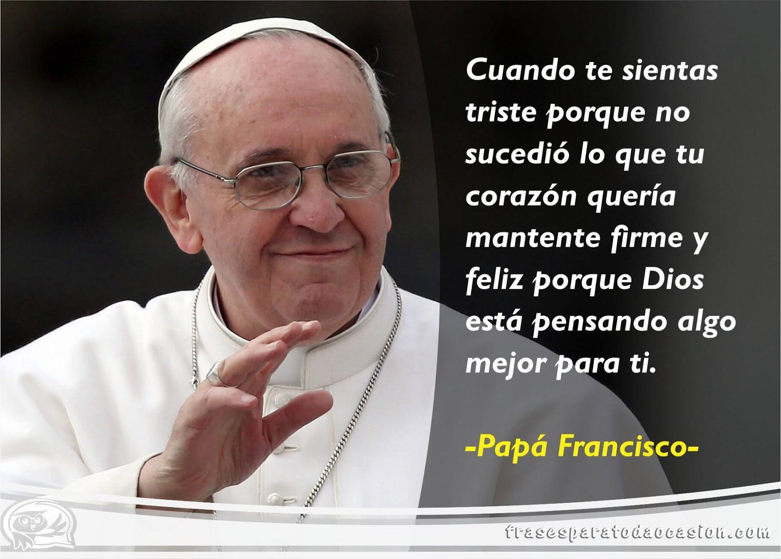El Papa Francisco Su Mensaje Está Lleno De ética Y Amor