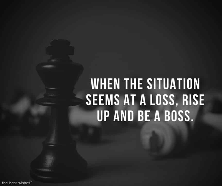 Motivational quotes on Boss Life