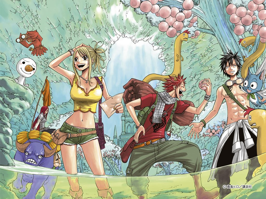 The Black Mamba Fairy Tail フェアリーテイル