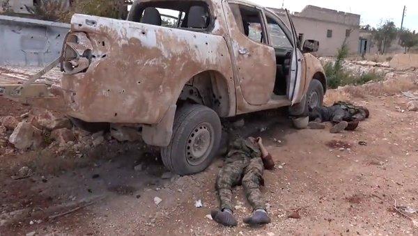 pasukan iran tewas di aleppo 3