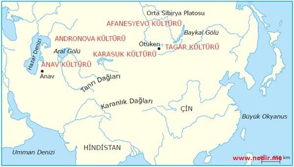 Türklerin En Eski Kültür Bölgesi Hangisidir?