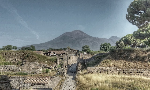 Row erupts between volcanologists and archaeologists over Pompeii's ruins